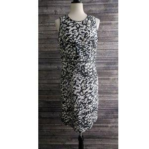 Tory Burch Sleeveless Dress with Pockets